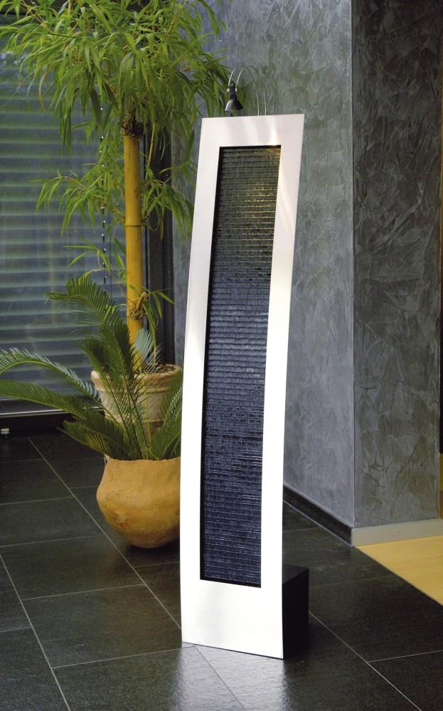 seliger wasserwand aquaduct de lux zimmerbrunnen design. Black Bedroom Furniture Sets. Home Design Ideas